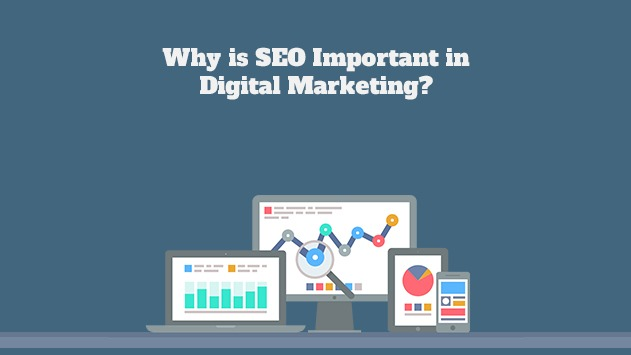 SEO importance in Digital Marketing